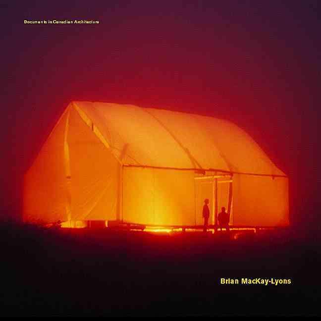 Brian Mackay-Lyons By MacKay-Lyons, Brian/ Carter, Brian