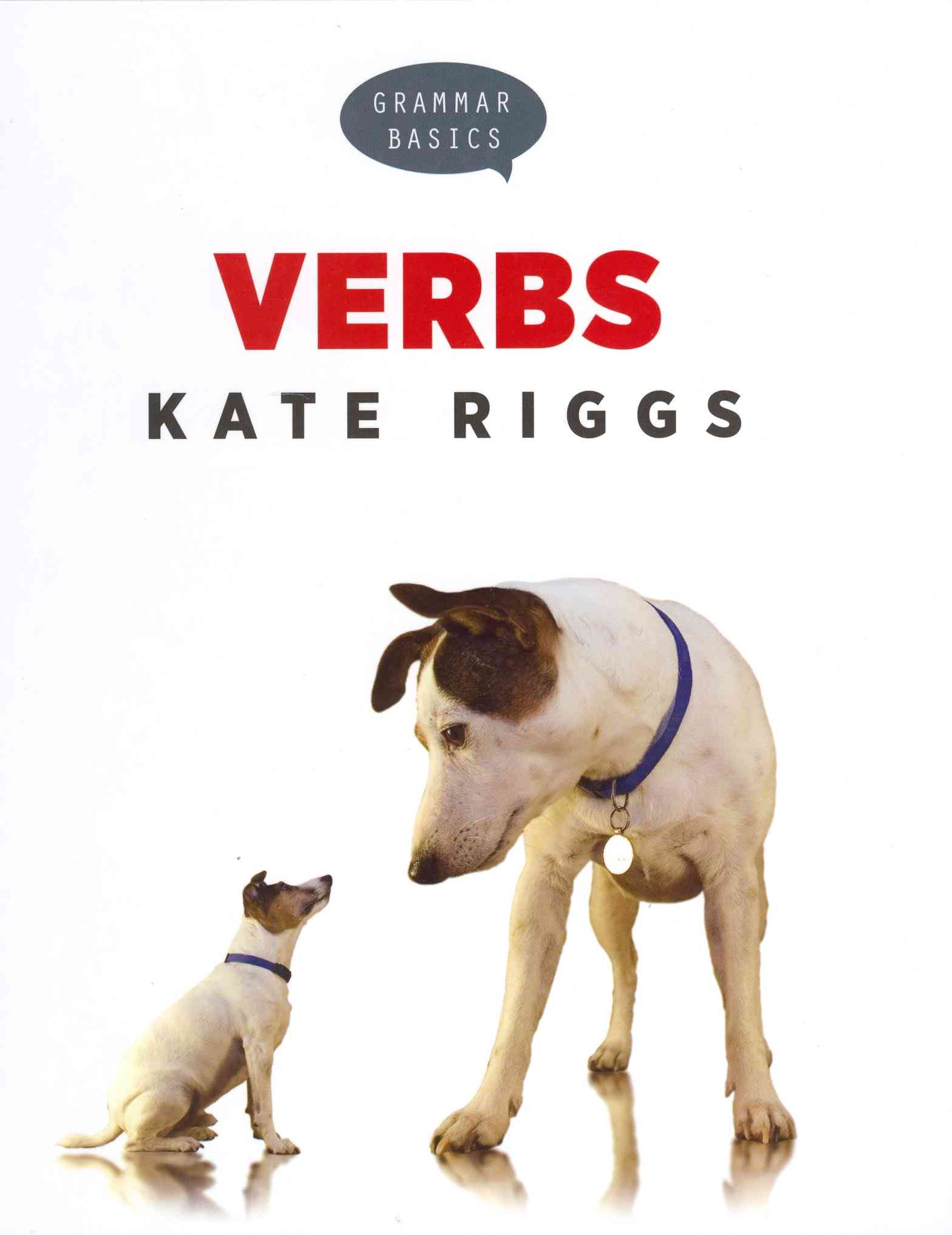 Verbs By Riggs, Kate